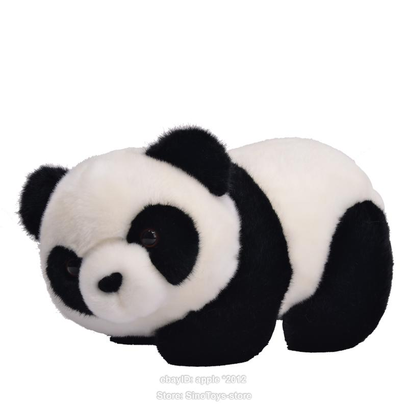 12 30cm New Standing Panda Bear Stuffed Animal Plush Soft Toy Cute