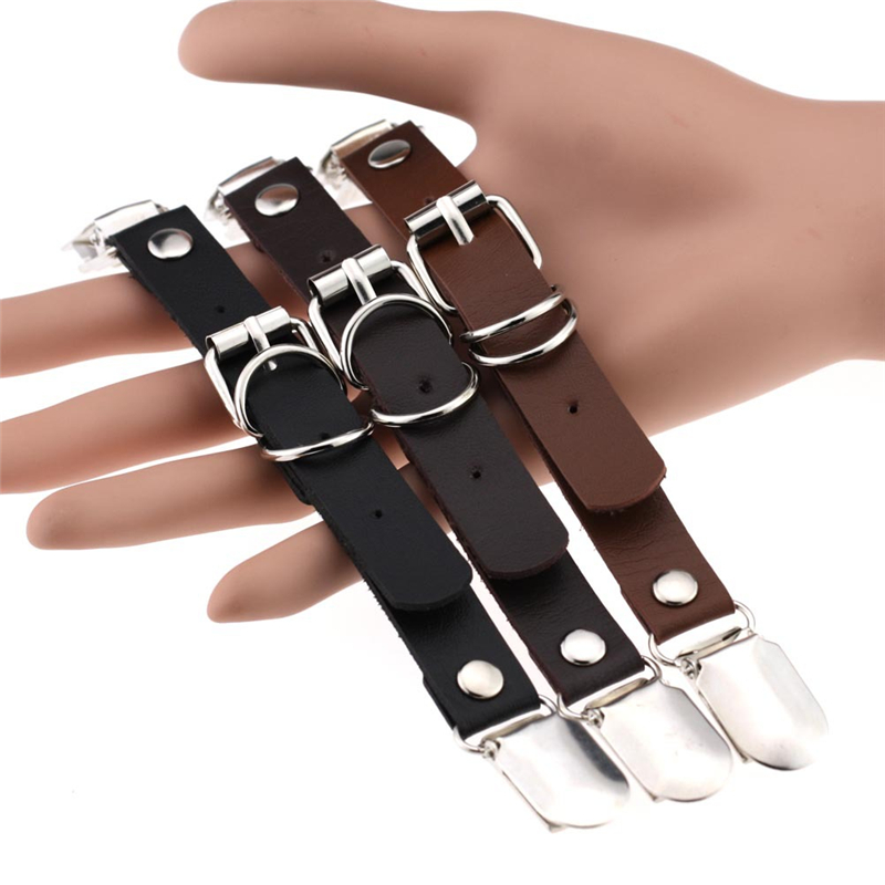 14colors Women 2pcs Leg Garter Strap Clip Thigh High Stockings Suspender Belt