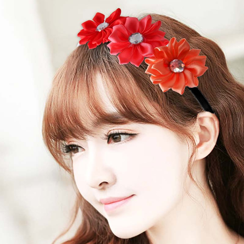 Black Plastic Two Row Alice Hair Band Head Band Hair Accessories UK