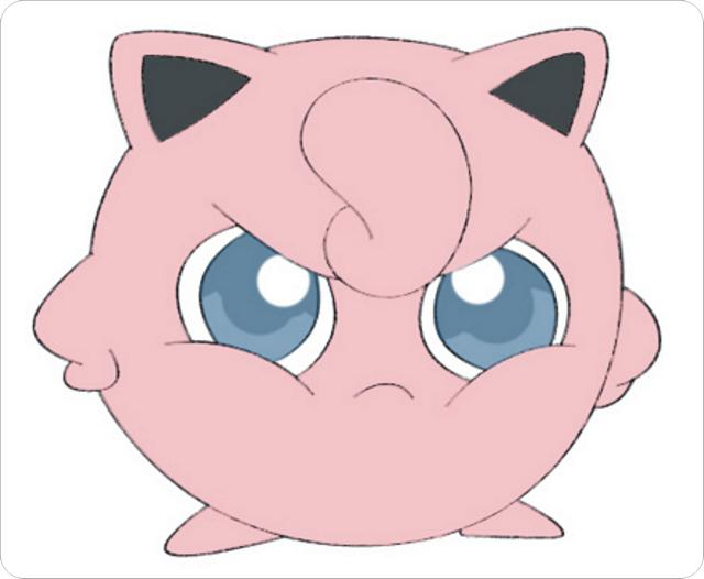 Details About Pokemon Jigglypuff Cute Japanese Comic Anime Cartoon Mouse Pad