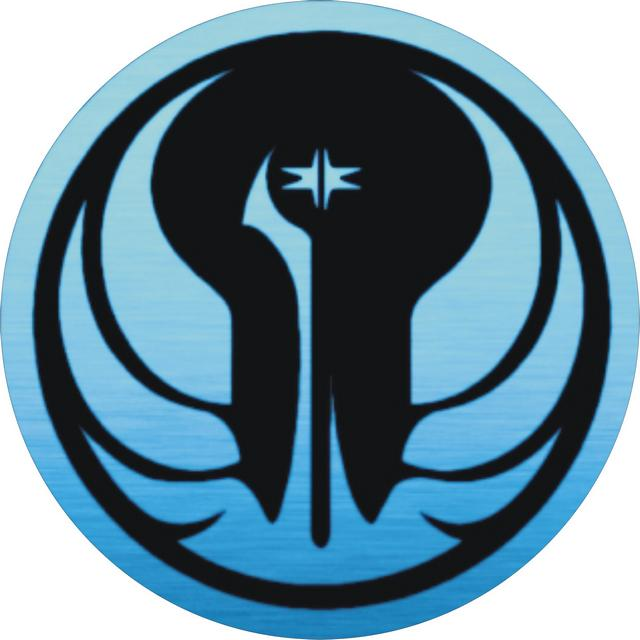 Star Wars Galactic Republic Anime Cartoon Logo Gaming Mouse Pad Ebay