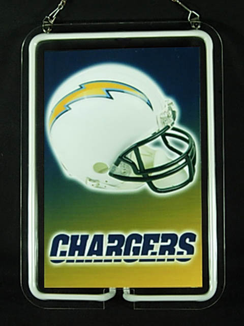 P019Y San Diego Chargers For Display Decor Light Sign