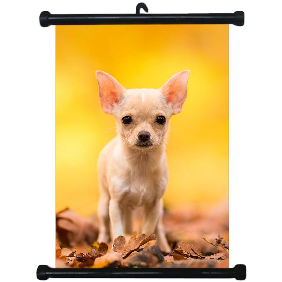 sp217063 Breed Dog Wall Scroll Poster For Pets Shop Home Decor ...