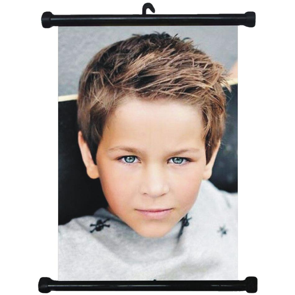 sp217032 Hairstyles Wall Scroll Poster For Barber Shop Salon Haircut Display