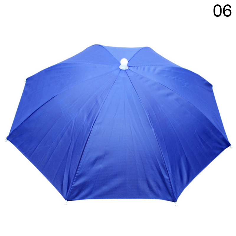 Details about  /Practical Fishing Umbrella Hat Camouflage Fishing Headwear for Fishing Camping