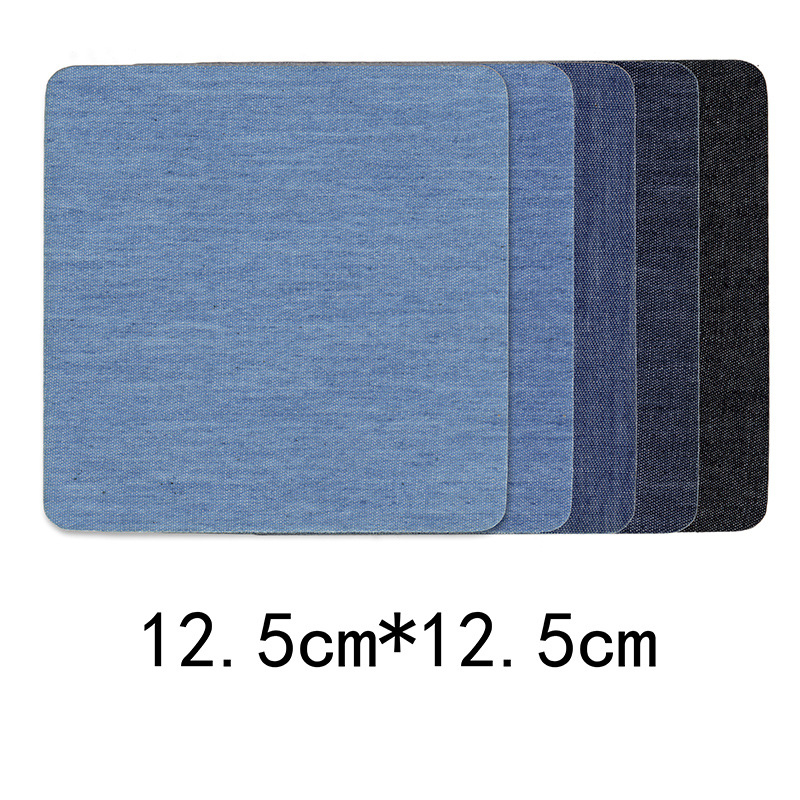 5PCS//10PCS Hat Sewing Sticky Iron Denim Patches Clothes Iron On Jeans Decor