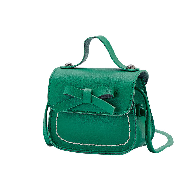 Children Kids Girls big bow  Handbag Shoulder Messenger Bags Crossbody Wallet UK