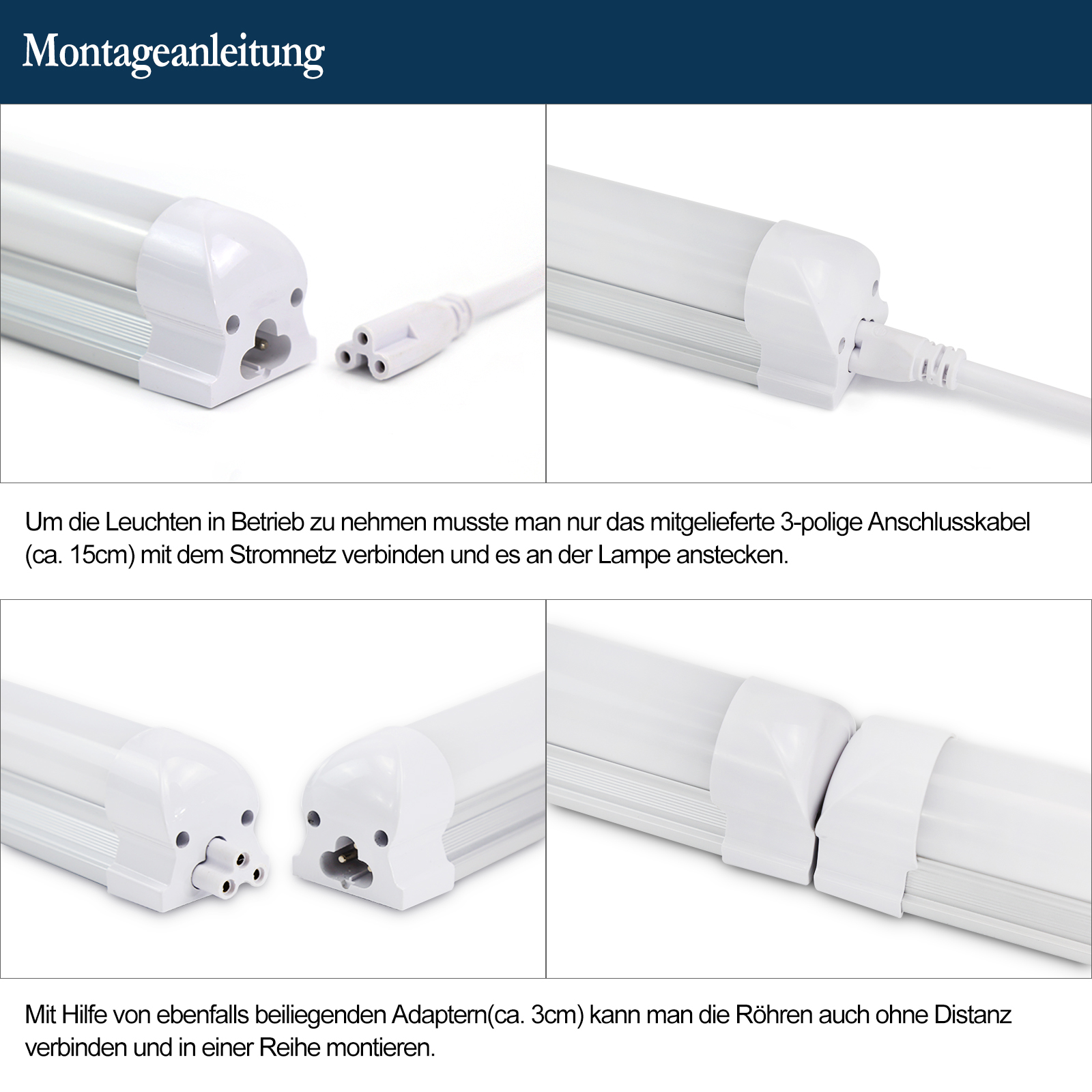 Nett Wie Man Lichtleiste Verbindet Bilder - Elektrische Schaltplan ...