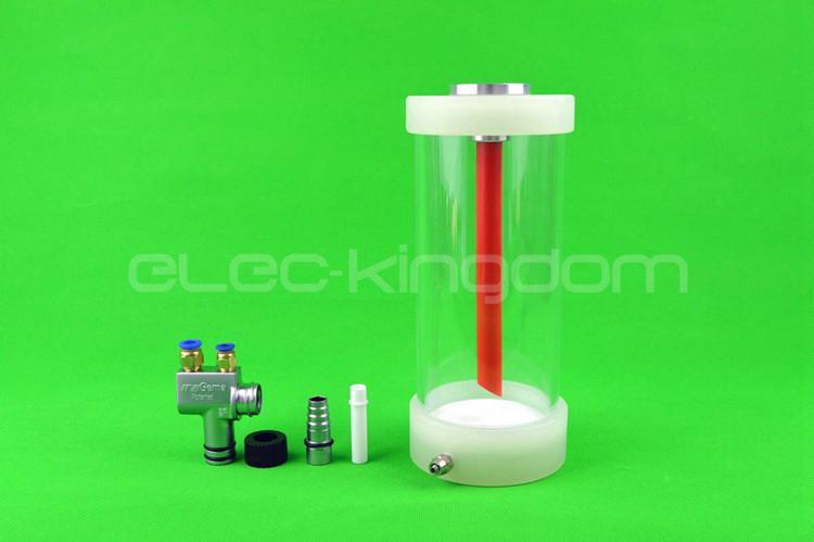 for Electrostatic powder coating machine Fluidization hopper cup 1L