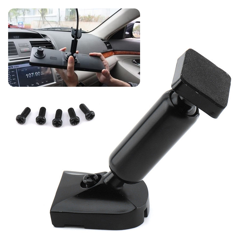 New #1 Car Rear View Mirror Mount Bracket For Buick Ford Honda Toyota Chevrolet