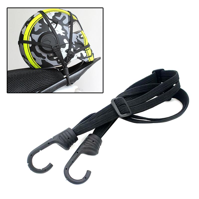 1Piece Luggage Helmet Net Rope Motorcycle Bike Belt String Bag Refit Accessories