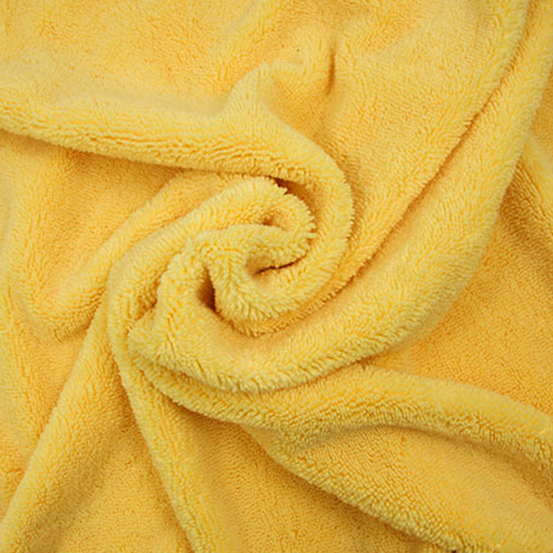 2pc 92*56cm Car Wash Cleaning Drying Cloth/&Towels Absorbent Microfiber Household
