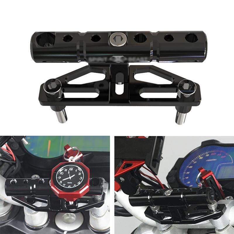 Bracket Extension Motorcycle Handlebar Brake Mount Pressure Code Stent Universal