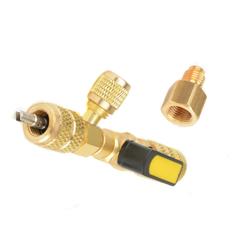 41xA//C Valve Core Valves R12// R134A Car Air Condition Valve Core Repair Tools