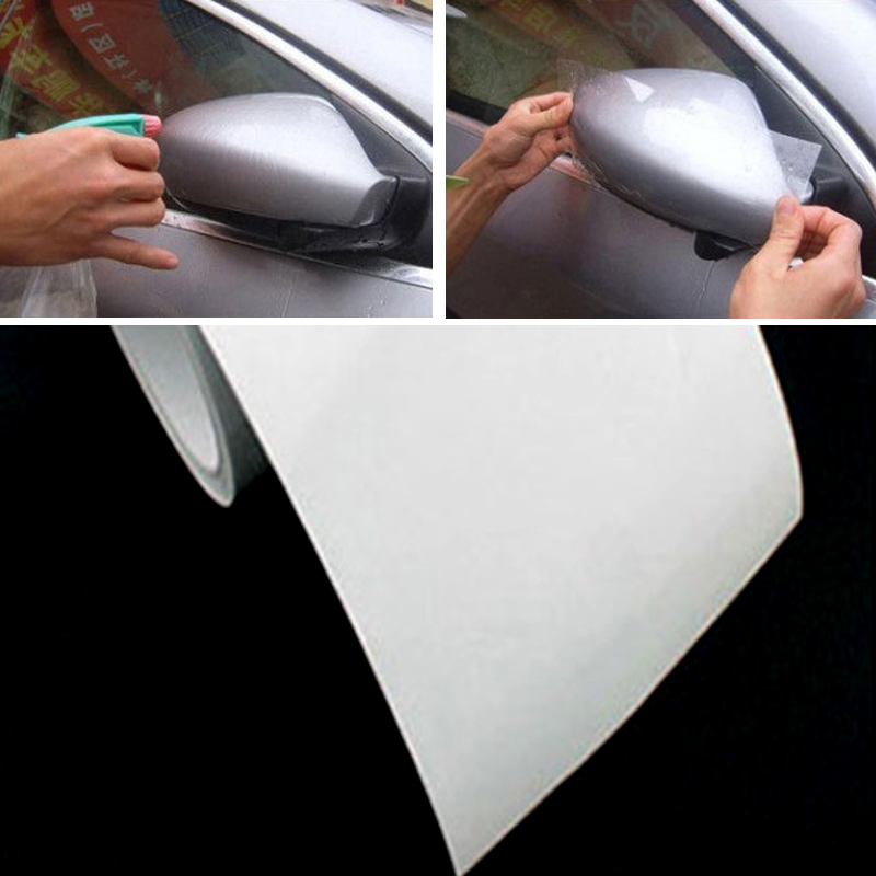 15cm*3m Clear Car SUV Protective Film Vinyl Bra Door Edge Paint Protection Clear