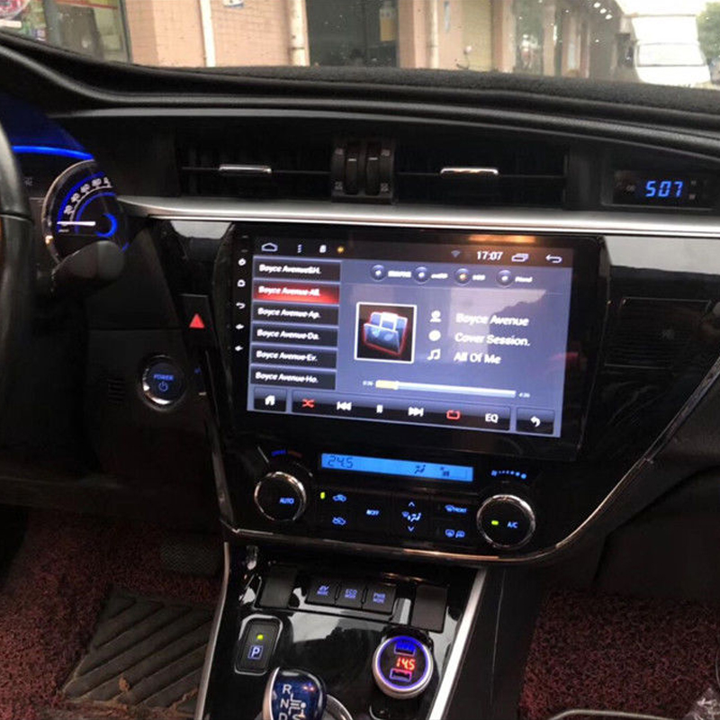 """Android 7.1 10.1/"""" Single 1DIN Car Stereo Radio Player 3G//4G WIFI GPS Mirror Link"""