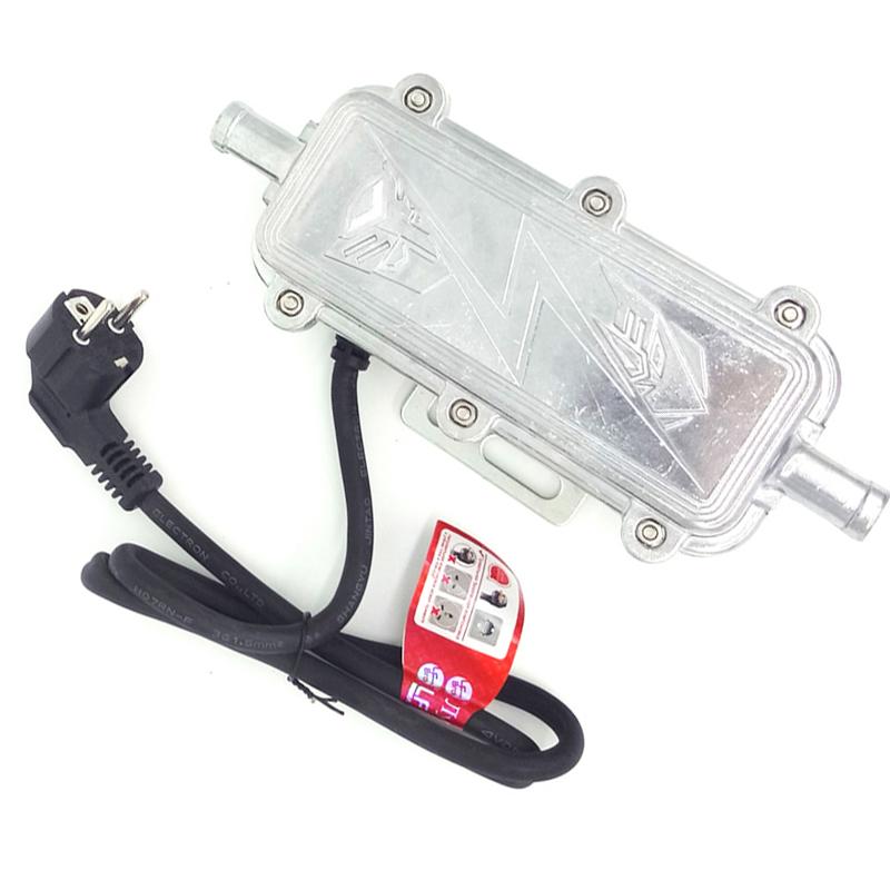 220V 3000W Aluminium Car Engine Coolant Heater Preheater Pump For Car Fast Start