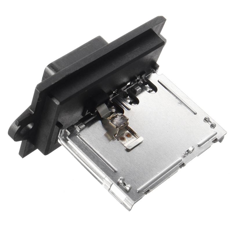 AC Heater Blower Motor Resistor For 2007-2011 Nissan Versa Tiida 27150ED000 Nice