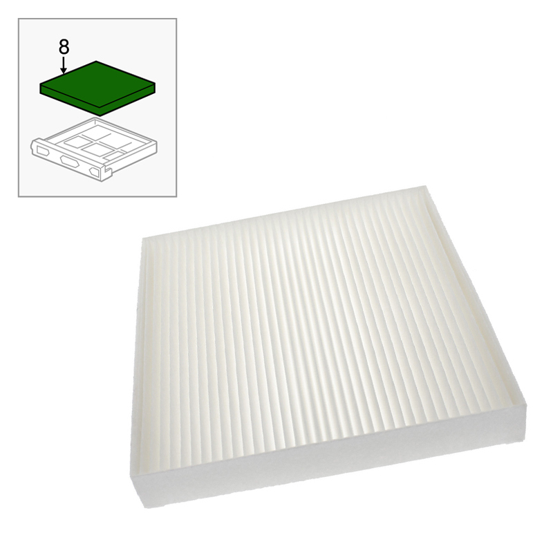 Genuine Fit For Honda Acura Cabin Air Filter 80292-SDA-407