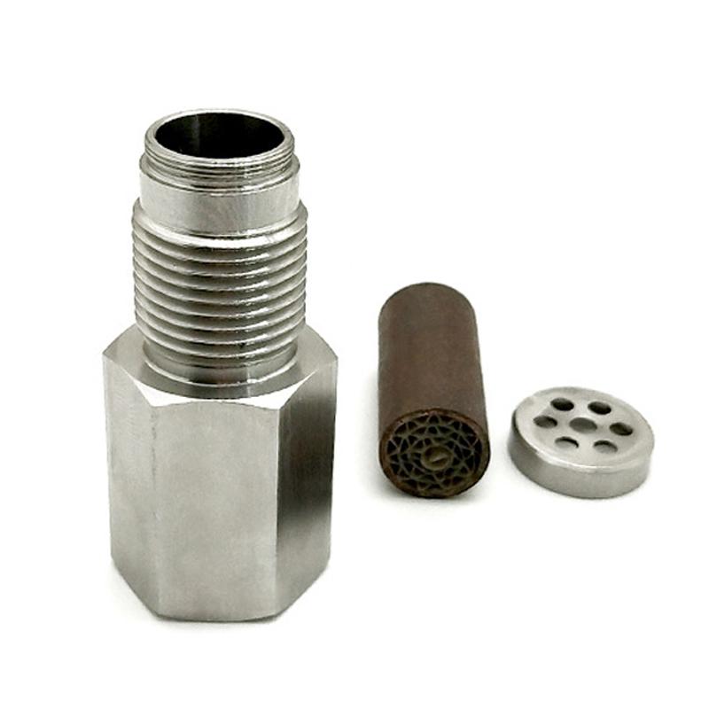 MetalCar O2 Oxygen Sensor Extension Spacer Catalytic Converter M18*1.5