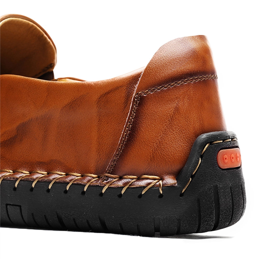 ebe95f66518 Shoe Type  Leather Loafers Toe Type  Round Toe Closure Type  Slip On  Gender  Male Occasion  Casual