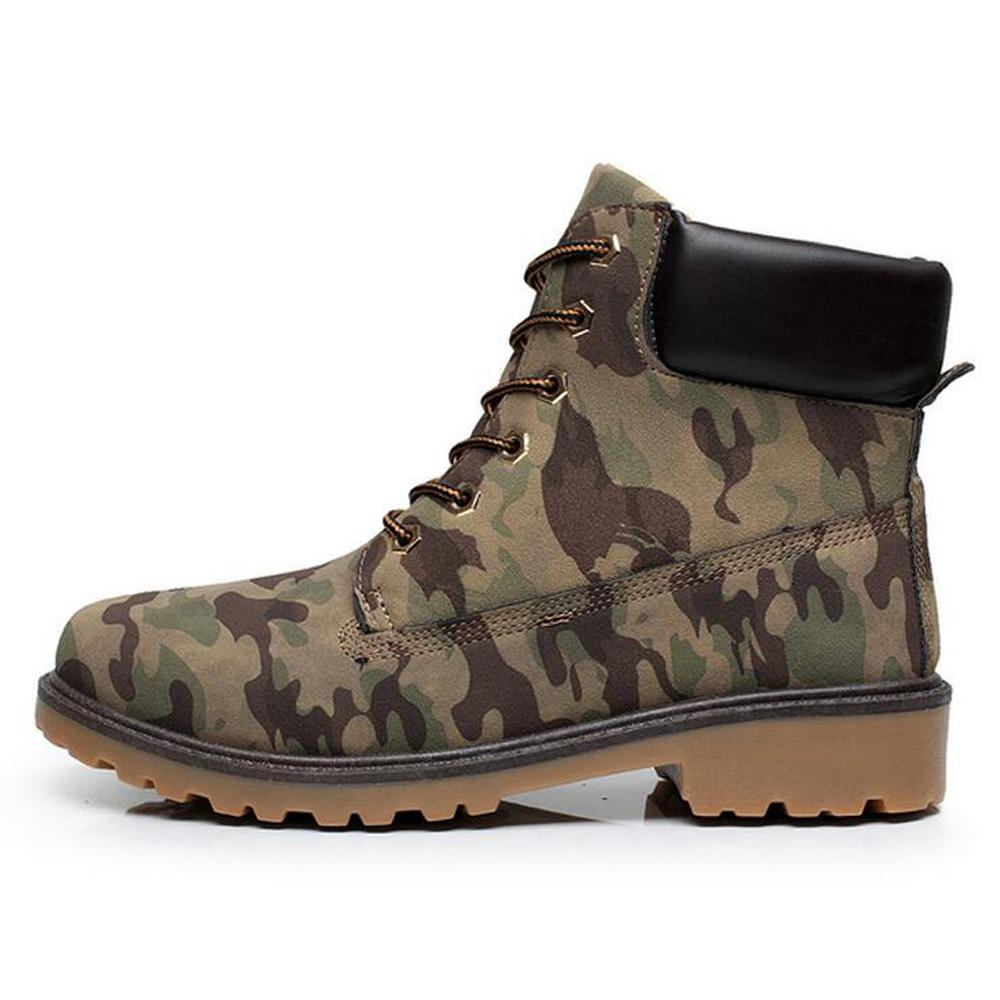Work Boot Men S Boot Winter Leather Boot Outdoor