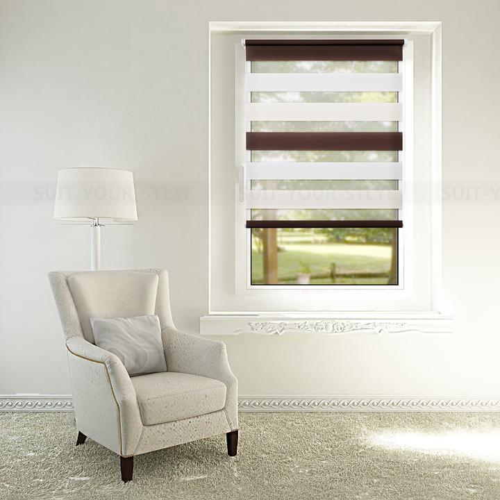 doppelrollo klemmfix ohne bohren duo rollo f r fenster t r 120 175 cm rollos ebay. Black Bedroom Furniture Sets. Home Design Ideas