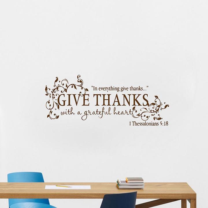 Grateful heart about scripture Top 20