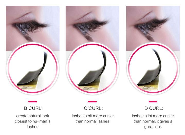 Misslamode 0 15mm Classic Eyelash Extensions J Curl