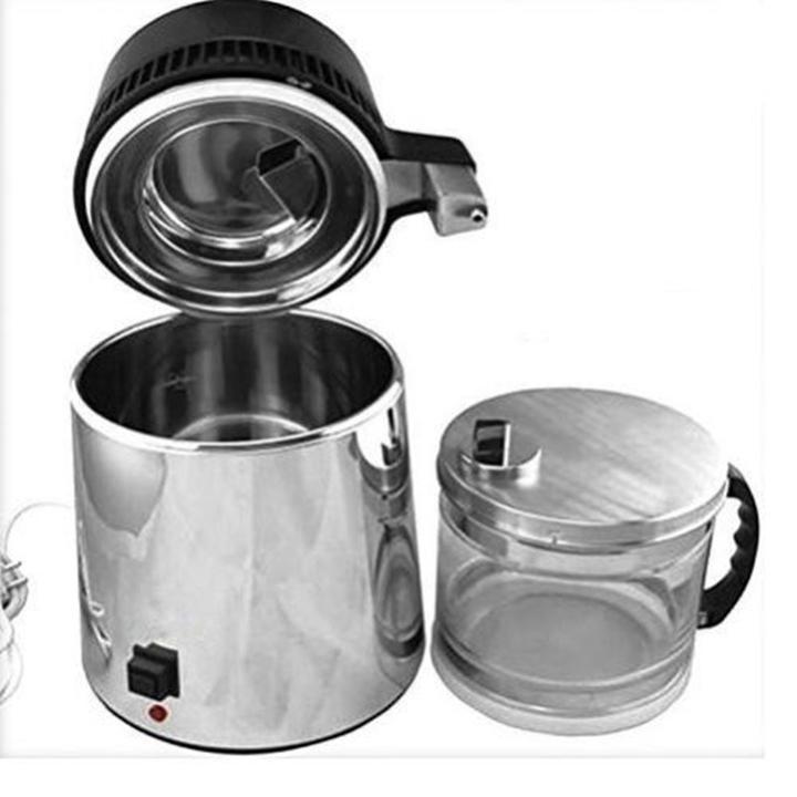 4l elektronik zahn destille alambic therisches l wasser filter luftreiniger 3657460478060 ebay. Black Bedroom Furniture Sets. Home Design Ideas