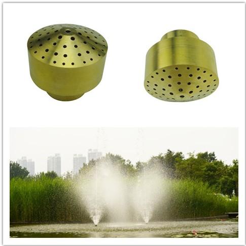 6.35mm Garden Water Sprinkler Fountain Head Nozzle Lawn Spray Pond
