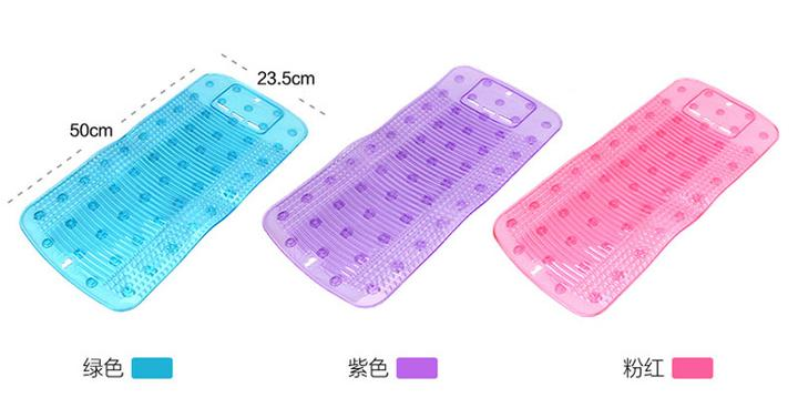 New Portable Sucker Antiskid Laundry Pad Soft Washboard Washing Board