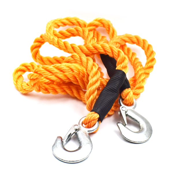 Yellow Dyneema Synthetic Winch Line Cable Rope 6600 Lbs