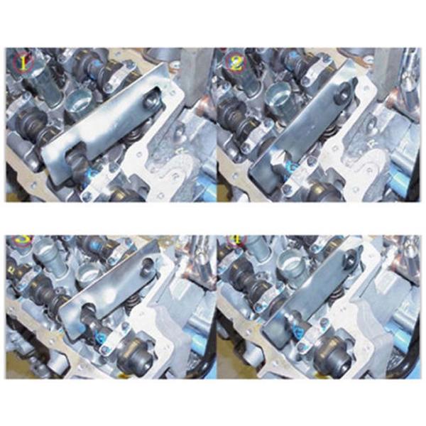 2008 Buick Enclave Camshaft: Camshaft Retaining Tool For EN-48383 And EN-46105