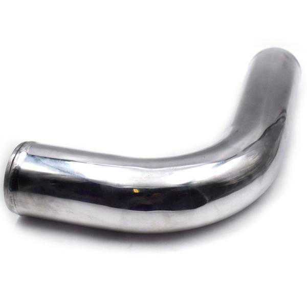 "90 Degree 76mm 3/"" inch Elbow Aluminum Turbo Intercooler Pipe Tubing Splendid"