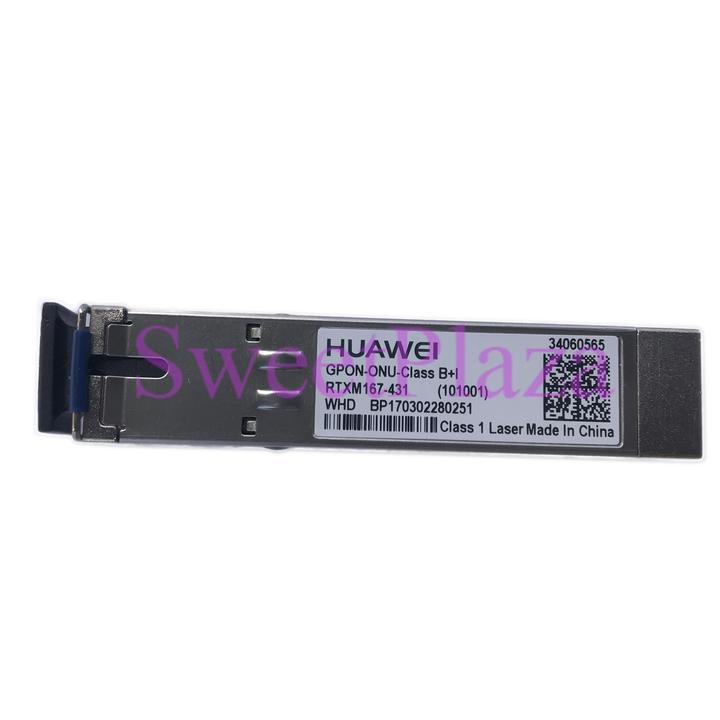 Original Huawei RTXM167 Tx1.25G//Rx2.5G 20KM SM C//Tx1310nm//Rx1490nm for GPON ONU