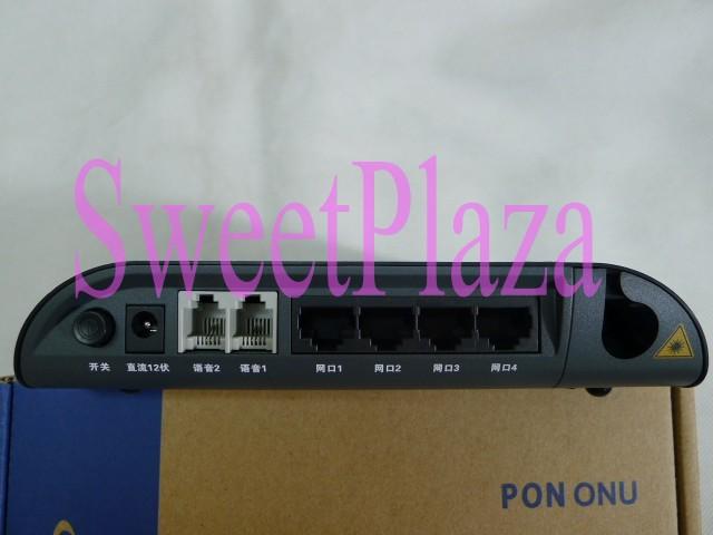 Details about FiberHome Gpon optical network terminal AN5506-04 B5 modem,  router