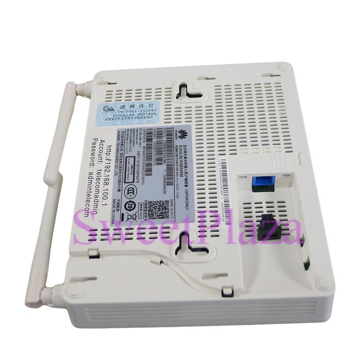 Details about Huawei GPON wireless ONU HG8546M with 1GE ports+3*FE  ports+1*phone port+wifi